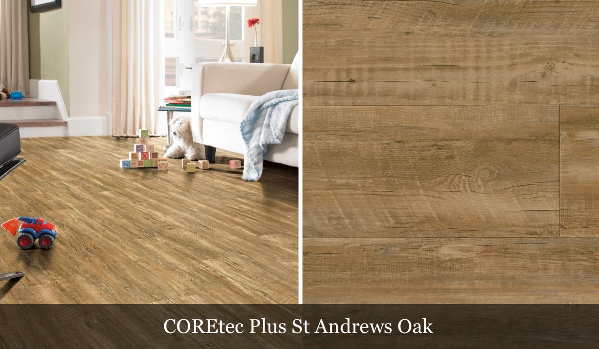 Stratford Ct Us Floors Coretec Plus 7 Quot Wide Plank Luxury