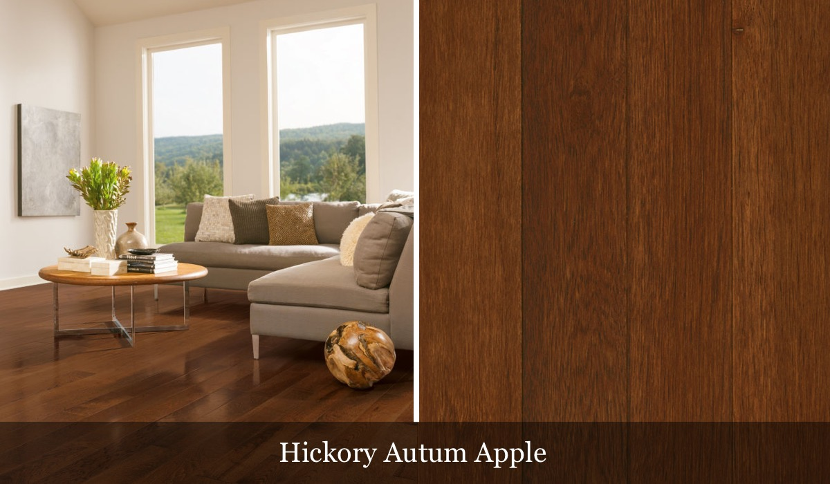 Armstrong Prime Harvest Hickory Solid Hardwood